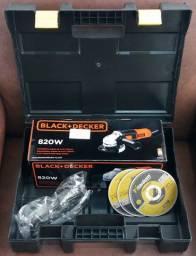 Esmerilhadeira Black Decker G720 127V 820W