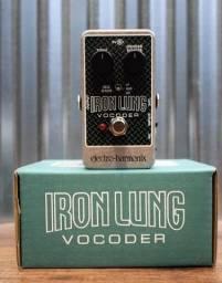 Pedal Vocoder Electro Harmonix Iron Lung