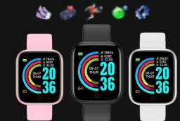 Smartwatch Relógio Inteligente Y68/D20 Atualizado 2021. Preço de atacado.