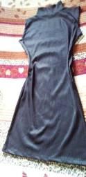 Vestidos canelado