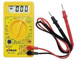 Multímetro Digital (XT-573) Portátil Profissional