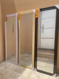 Título do anúncio: Espelhos Grandes 1.51x51 promoção entrega grátis