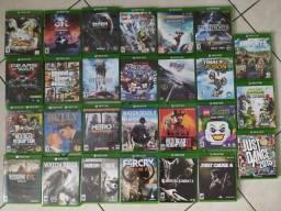 Jogos originais Xbox One de todos os estilos
