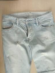 Diesel Jeans Original - Usado - Flare - Made in Italy