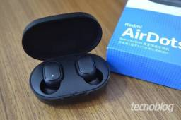 Fone AirDots via bluetooth
