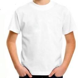 Camisa Escolar Branca