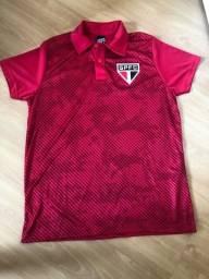 Camisa licenciada do São Paulo- tamanho P