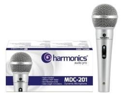 Título do anúncio: Microfone Dinâmico Harmonics Hyper Cardioid