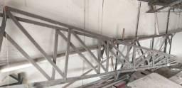 Título do anúncio: Treliças 6 metros de comprimento