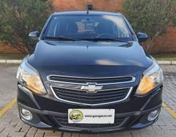 Título do anúncio: GM - Chevrolet AGILE LTZ 1.4 MPFI 8V FlexPower 5p 2014 Flex