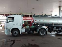 Carreta tanque noma compartimentada