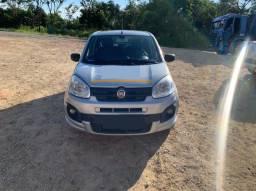 Fiat uno aceito trocar por caminhão ou dar como parte do pagamento !!!!