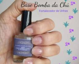 Base bomba para as unhas