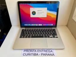 MacBook Pro Retina 13 2013 i5 8gb 256 gb. Troco