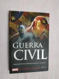 Livro Guerra Civil / Marvel - Stuart Moore