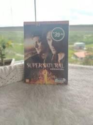 DVD da 10ª temporada de Supernatural