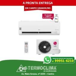 Título do anúncio: Ar Condicionado Inverter Lg Dual Voice 12.000 Btus Frio 220V