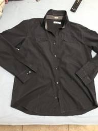 Título do anúncio: Calvin Klein - camisas XL