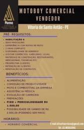 Título do anúncio: Empregos para Recife - PE.