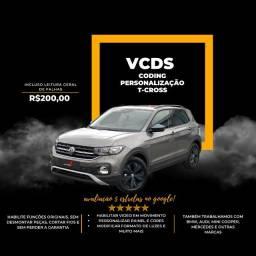 Título do anúncio: TCross vcds coding