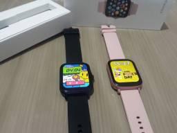 Smartwatch Colmi P8 Plus / Y20 Preto