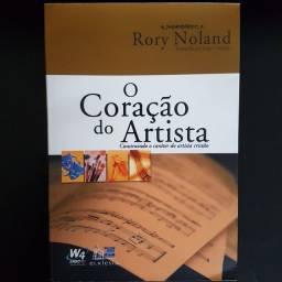 Livro O Coração do Artista