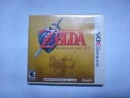 Título do anúncio: The legend of Zelda Ocarina of Time 3D para Nintendo 3DS