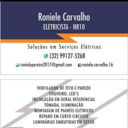 Eletricista profissional NR10