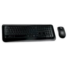 Título do anúncio: Kit Teclado e Mouse Microsoft Wireless 850 Novo Lacrado garantia