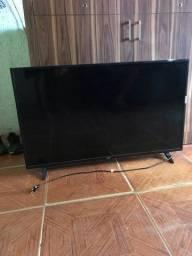Tv AOC 43 polegadas com defeito