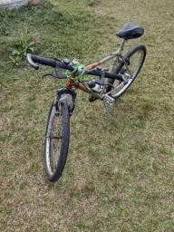 Bicicleta aro 26, bom estado