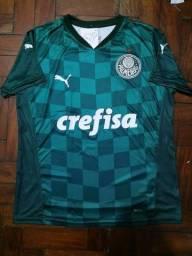 Camisa Palmeiras Puma Temp 21/22 Entrego