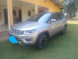 Título do anúncio: Jeep Compass Limited 4x4 diesel 2020 impecável