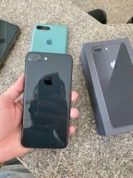 iPhone 8 Plus 64GB Caixa e Carregdor