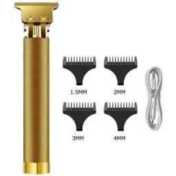 barbeador elétrico (aparelho aparador com múltiplas funções)