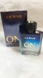 Título do anúncio: Perfume masculino Just On time Lá rive