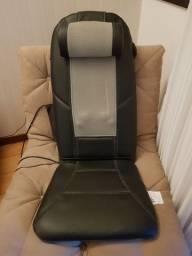 Assento massageador Shiatsu com aquecimento relaxante - Relaxmedic