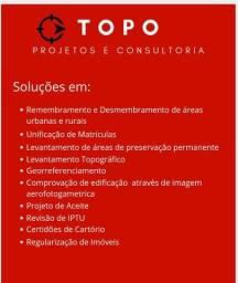 Título do anúncio: Serviços Topográfico