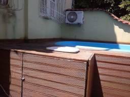 Título do anúncio: Pintura  de piscina de fibra  e de Alvenaria