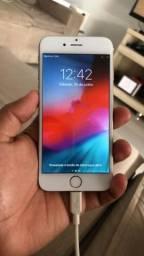 Iphone 6 64gigas semi novo