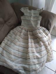 Vestido daminha ou de festa