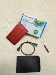 Título do anúncio: Case Externa 2,5 notebook USB 2.0