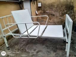 Cama hospitalar sem colchão