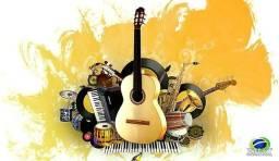 Título do anúncio: Aula de instrumentos musicais