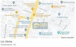 Casa com 3 dormitórios à venda, 125 m² por R$ 250.250,00 - Vila Olivina - Rondonópolis/MT