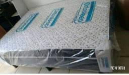 Título do anúncio: Cama box casal de 10 cm apronta entrega
