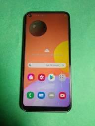 Samsung Galaxy a11 zero Nota fiscal Caixa carregador fone de ouvido