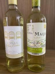 Vinho Branco - Kit com 2