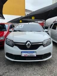 Título do anúncio: Renault Sandero Expression 1.0 2020