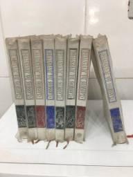 Livros - Coleção Clássicos da Juventude - 8 volumes (1976)